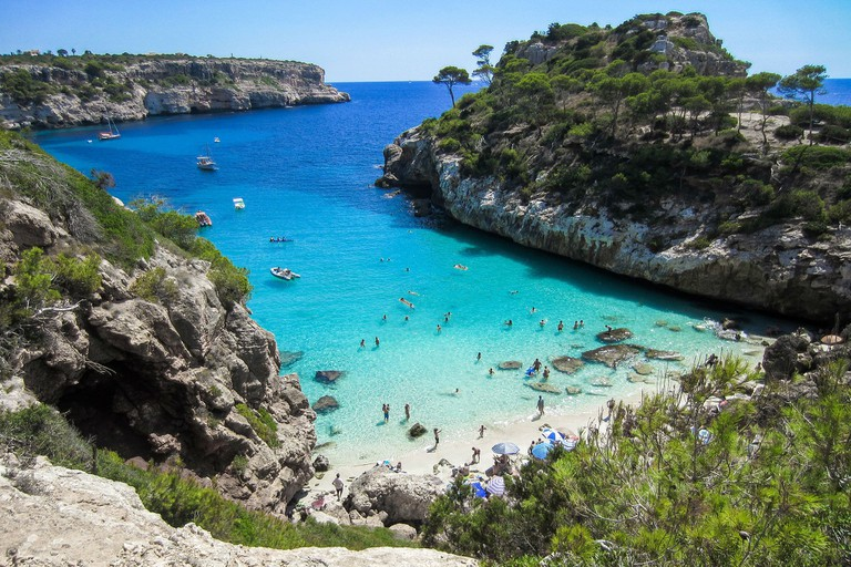 Mallorca is one of Spain's most popular holiday destinations