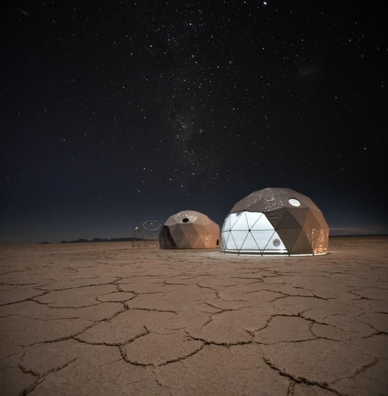 Bolivia_Dome Camp_Salar de Uyuni (2)