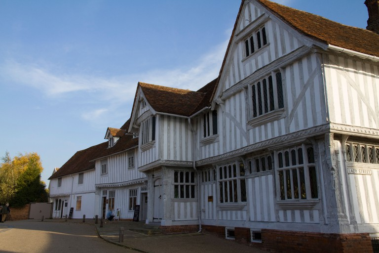 The Guildhall at Lavenham, Suffolk