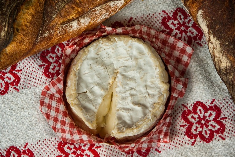 Normandy Milk Camembert Cheese