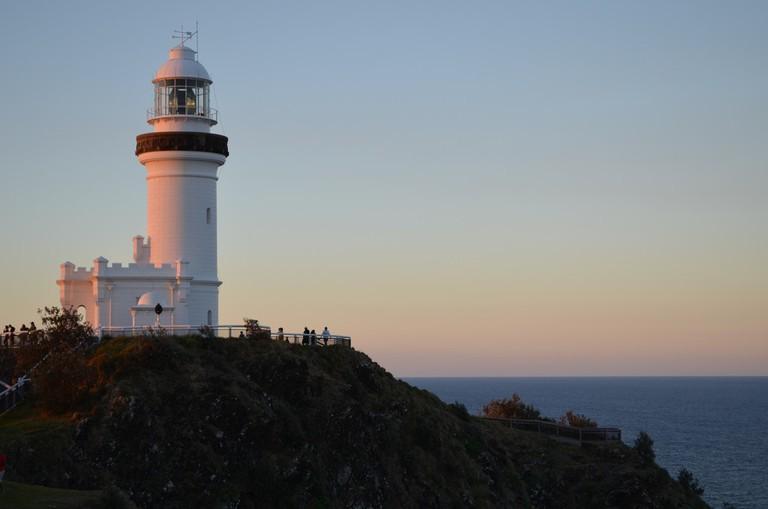 Cape Byron lighthouse in Byron Bay