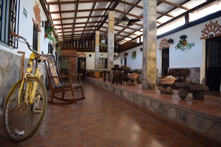 The first (and only) hostel in Loreto, Baja California: Hostal Casas Loreto