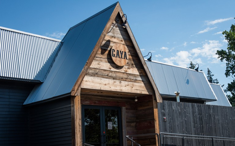 The C.A.Y.A. Smokehouse Grill