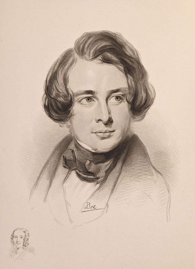 Charles_Dickens_sketch_1842