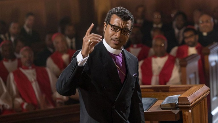 Chiwetel Ejiofor in Come Sunday