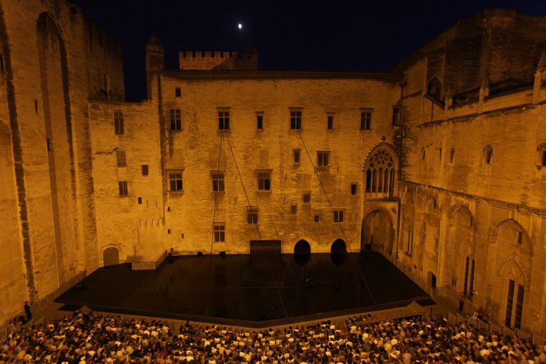 The 65th Avignon Festival in full flow