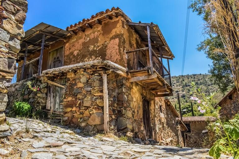 Take time to explore Cyprus's village life in Fikardou village