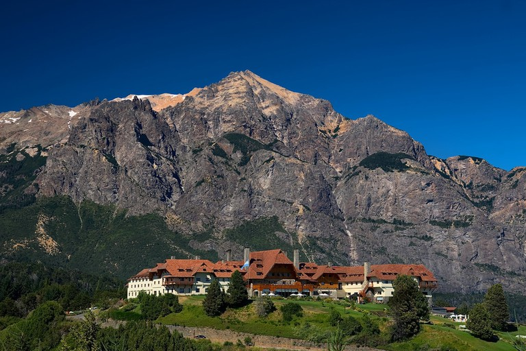 The famous Llao Llao hotel, Bariloche