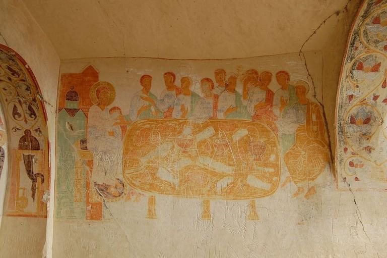 The Last Supper fresco
