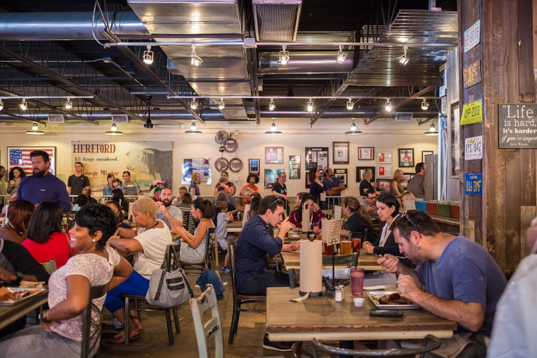 Pecan Lodge serves up some of Dallas' best barbecue and country cooking