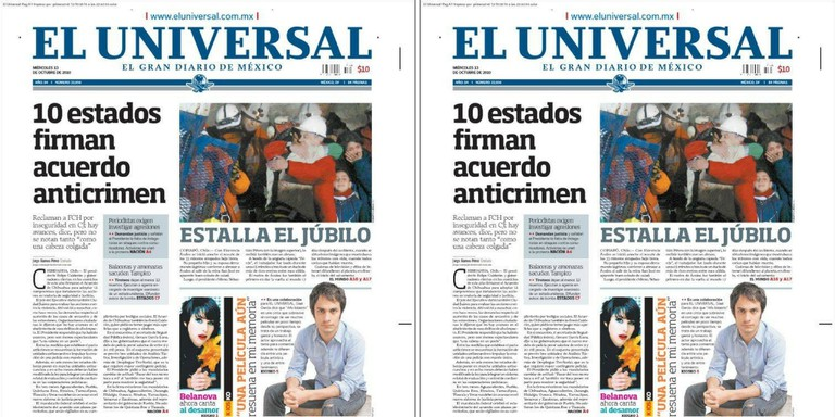 latin american publications