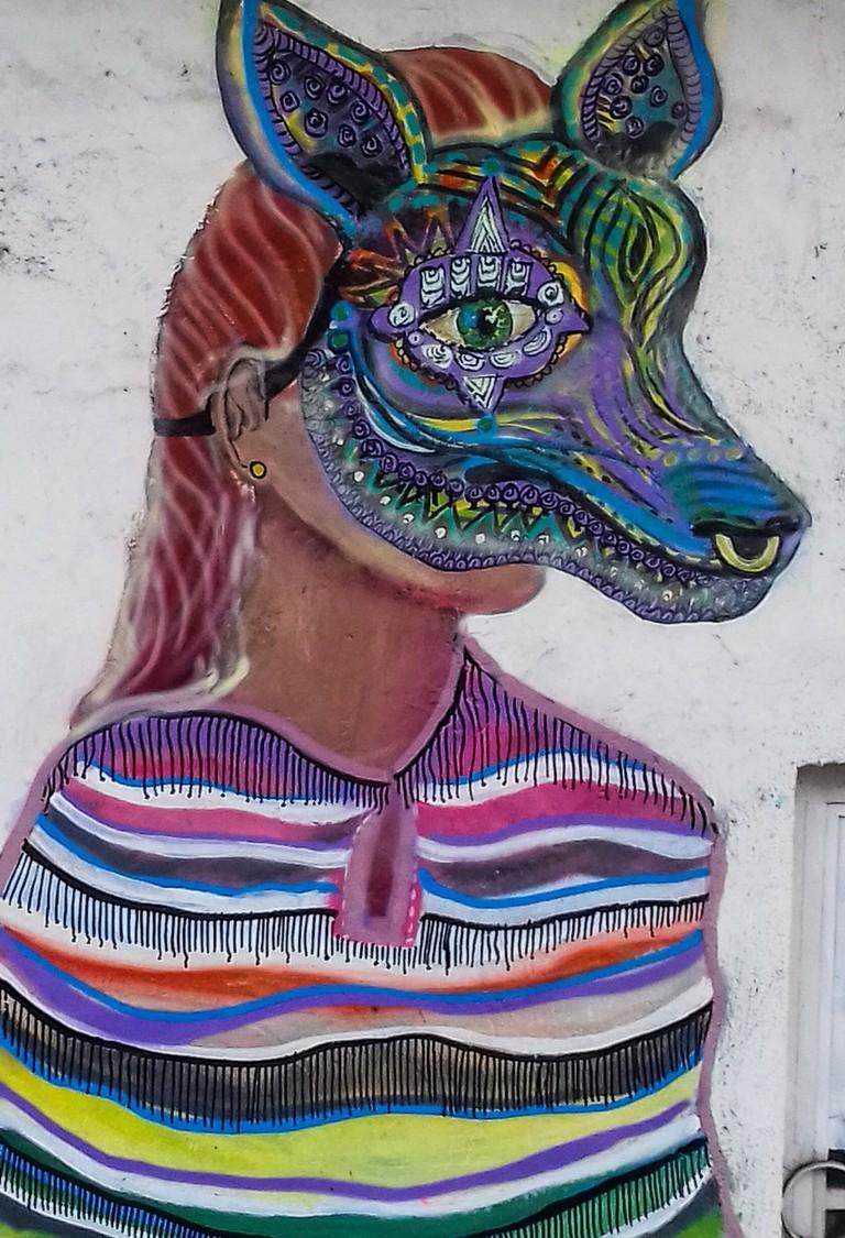 street art destinations in mexico