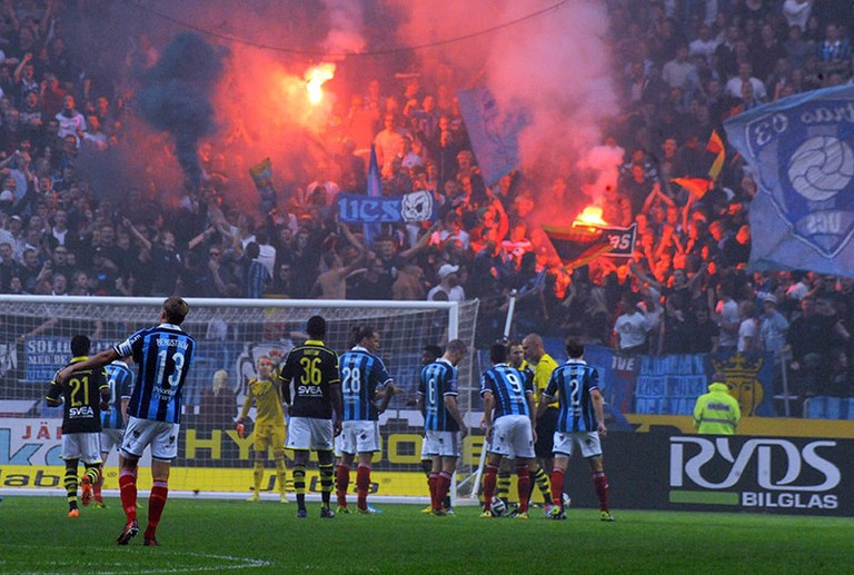 Djurgarden IF fans will be hoping for a big season this year