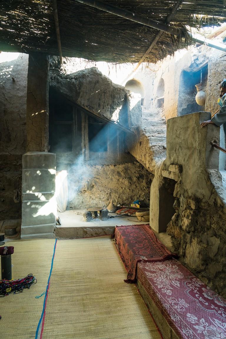 Bayt al Safa Room