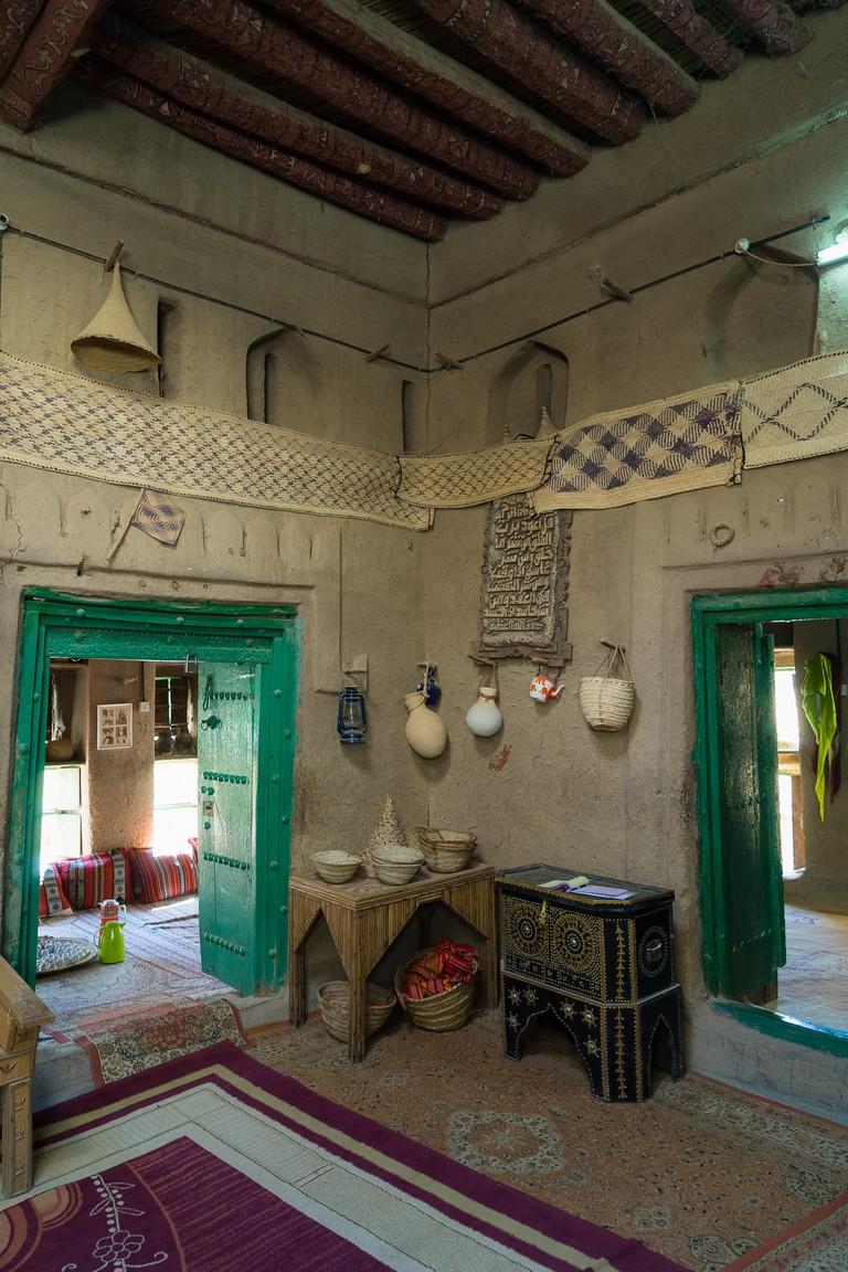Room inside Bait Al Safah I