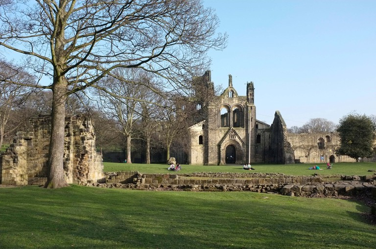 Kirkstall Abbey, Leeds