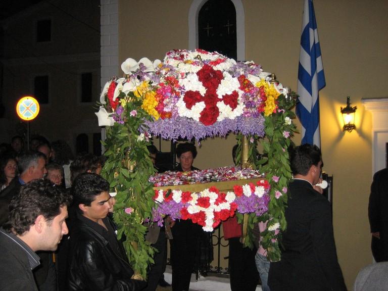 Epitaphios Peleka