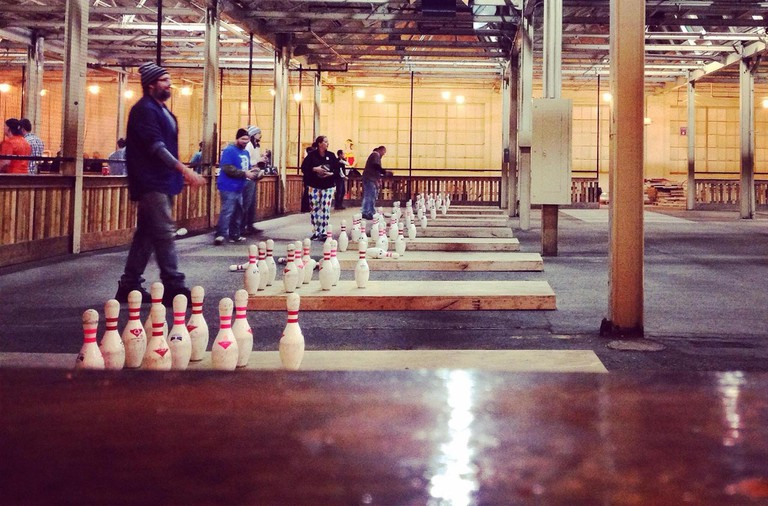 The Fowling Warehouse | Courtesy of the Fowling Warehouse