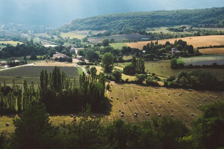 Gordes, in Provence