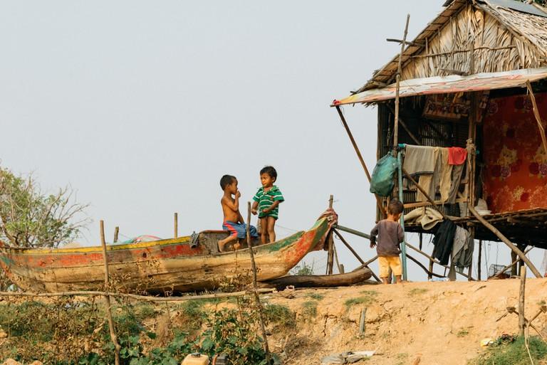Life at Kampong Phluk
