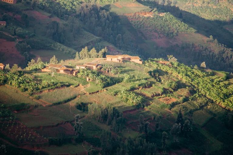 Congo Nile Trail-West Rwanda-Rwanda