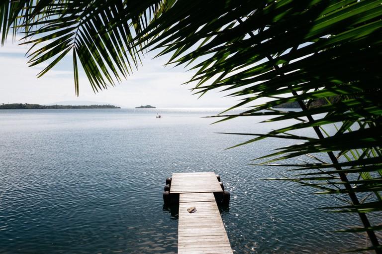 Lakeside in Kibuye