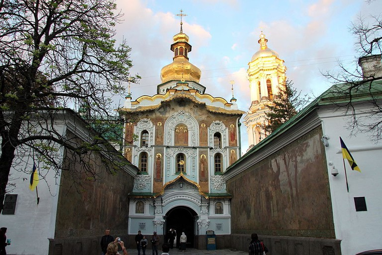 Great Bell Tower, Kiev Pechersk Lavra