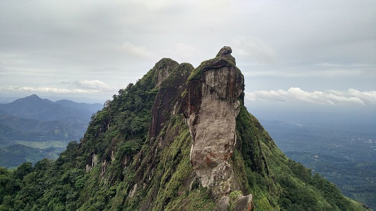 The Western Ghats of Tamil Nadu and Kerala are extremely popular for trekking and mountaineering