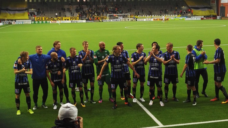 IK Sirius finished a remarkable seventh, in its first Allsvenskan season since the 70s, last year