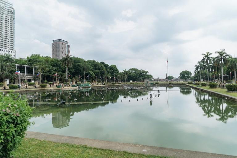 Rizal Park-Manila-Phillipines