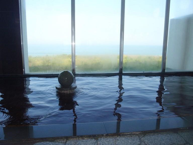 Jjimjilbang bath
