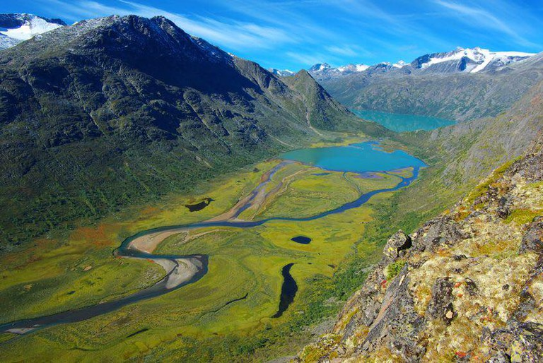 Jotunheimen National Park is known as 'the home of giants', Courtesy of Jotunheimen.com