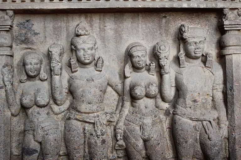 Kanheri Caves Ashish1594 WikiCommons