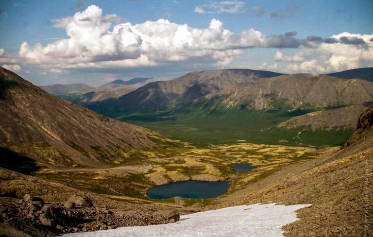 The Khibiny Mountains have some adventurous treks