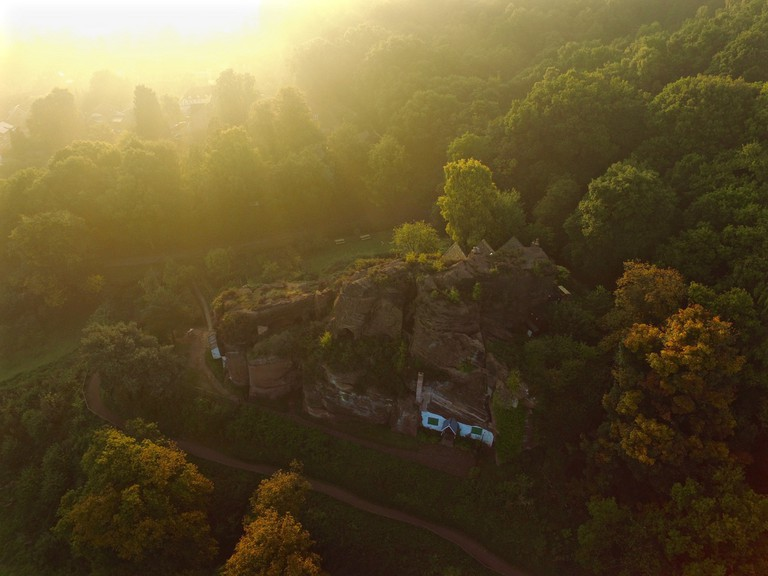 Kinver Edge Rock Houses