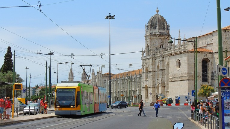 Visit Belém, a town filled with UNESCO World Heritage Sites