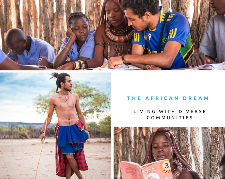 Living with local communities in Tanzania and Namibia