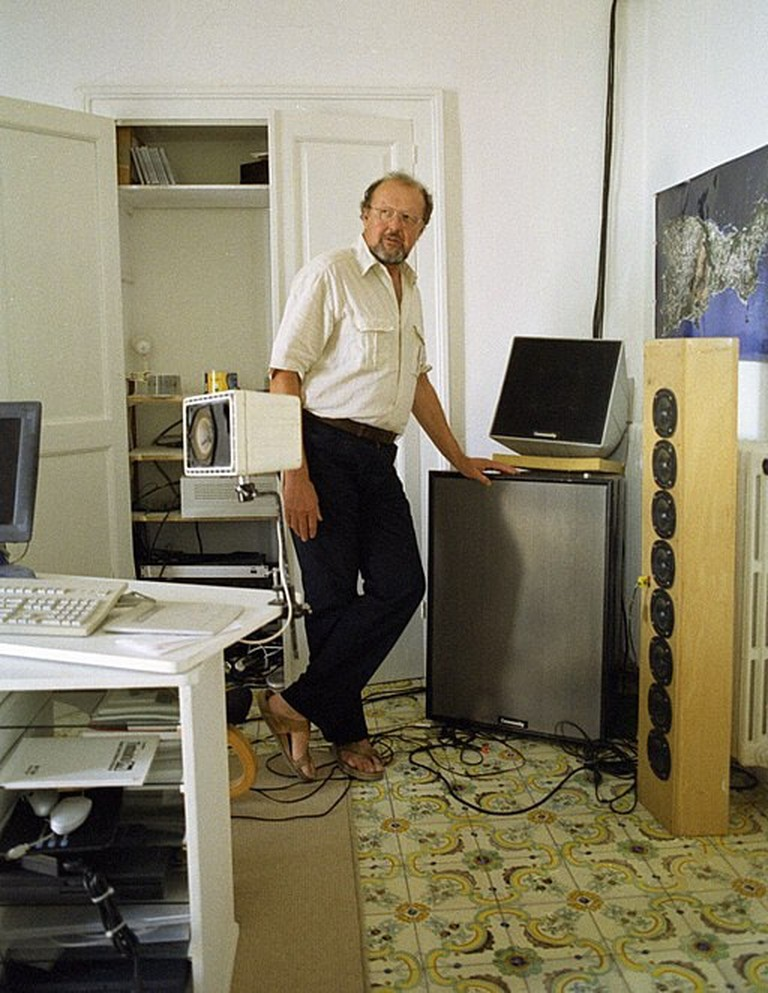 Max Neuhaus Artist
