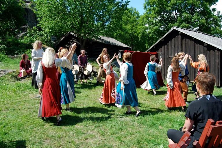 Middelalderfestivalen in Tønsberg