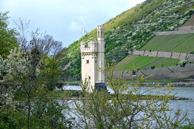 Mouse Tower, Bingen