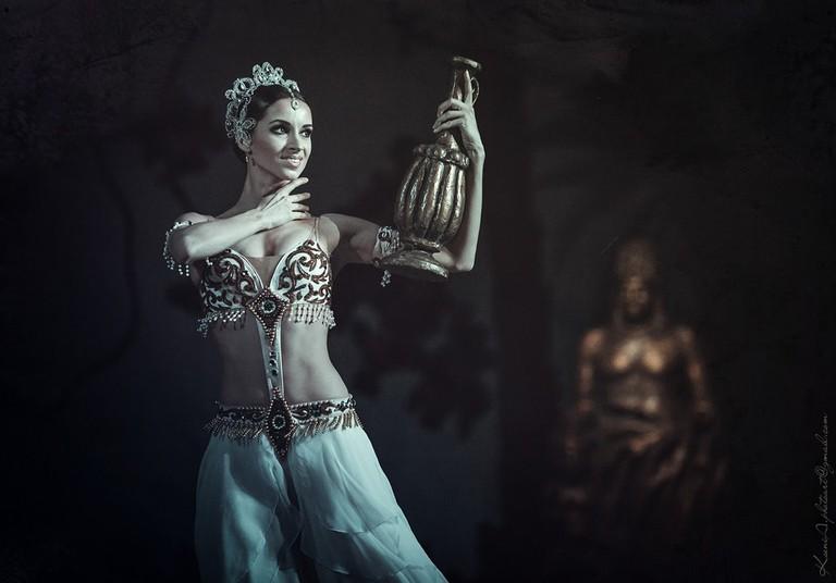 Natalia Matsak as Bayadère