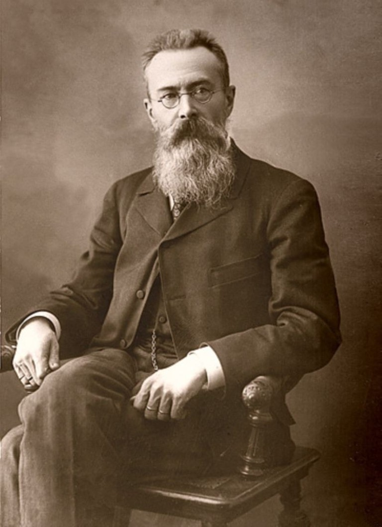 Nikolay Rimsky-Korsakov in 1897