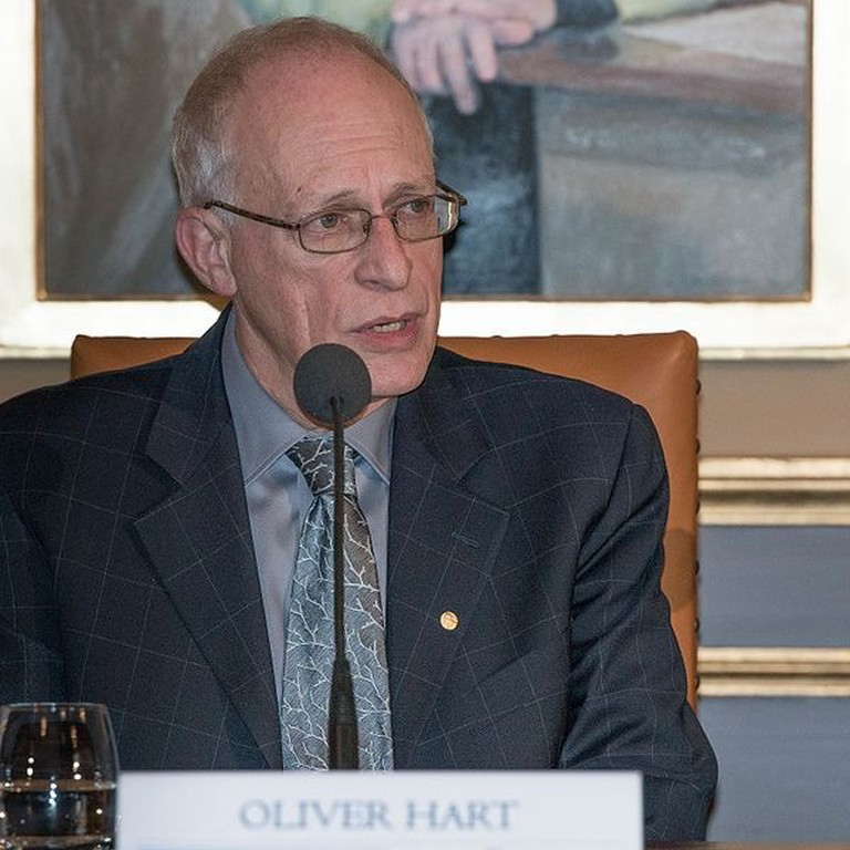 Oliver Hart
