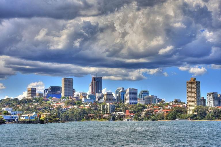 North Sydney © Adam JWC / Wikimedia Commons