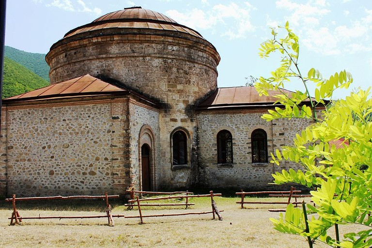 Take time to visit some of the ancient landmarks in Sheki | © Gasim / WikiCommons