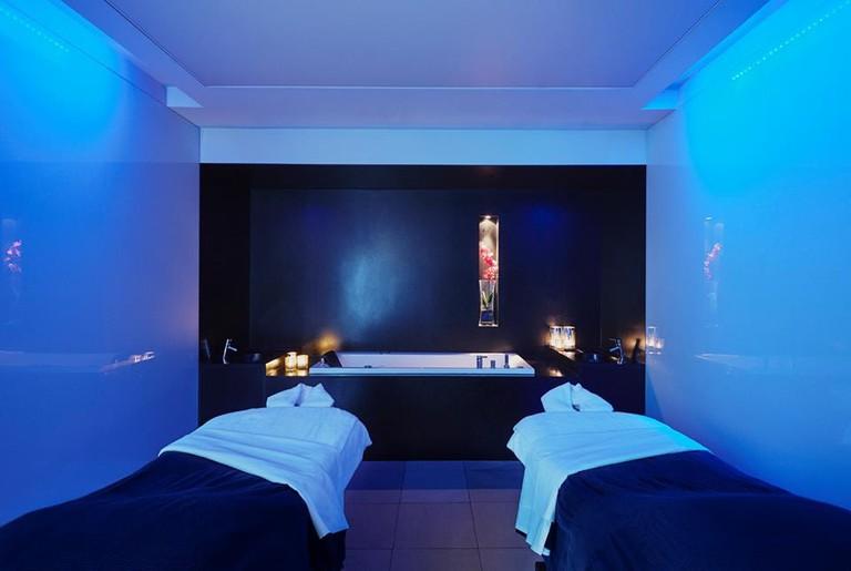 One of the massage areas at Artesia Spa | Courtesy of Artesia Spa