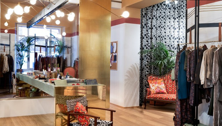 Opaline, Milan's responsibly chic fashion boutique | Courtesy Opaline