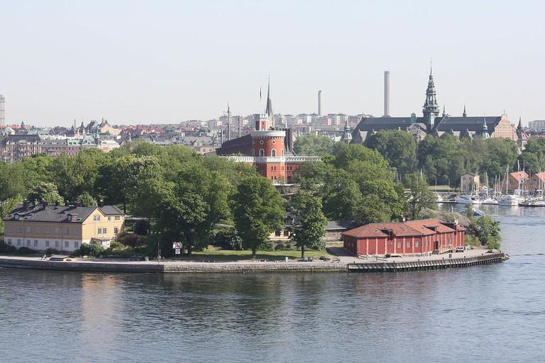 Panorama_da_Fjällgatan,_Kastellholmen_-_panoramio