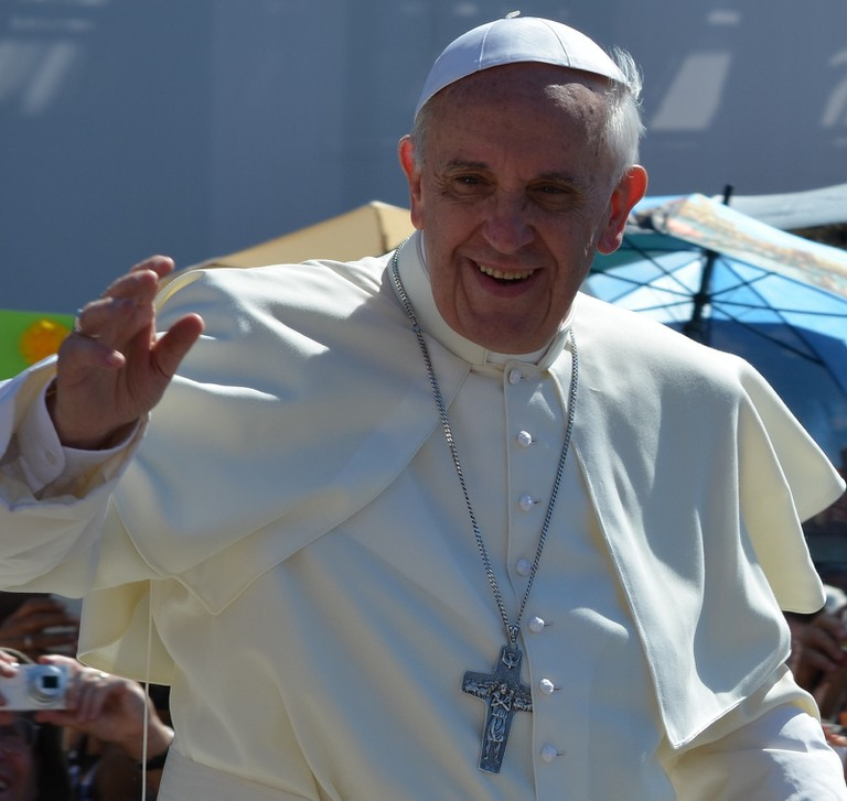 Pope Francis, or Papa Francisco as he is called in Argentina