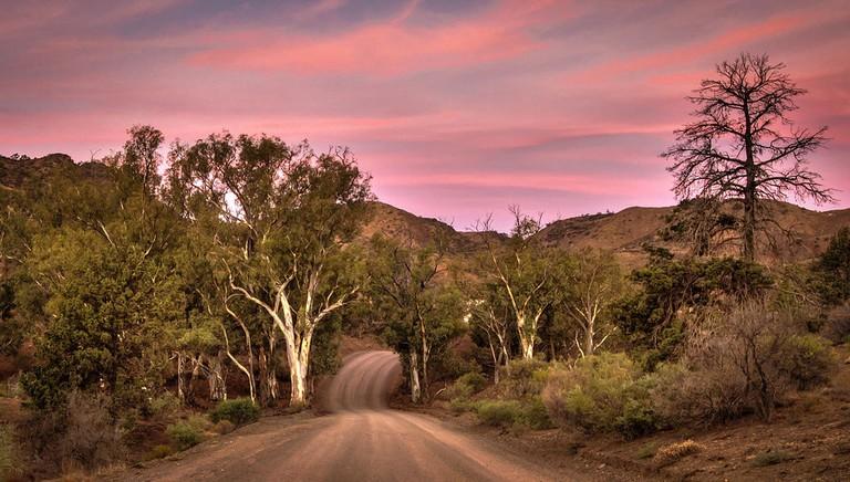 Parachilna Gorge, Flinders Ranges © Jacqui Barker/Wikimedia Commons
